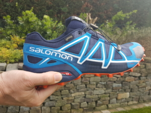 Der Salomon Speedcross 4 Test